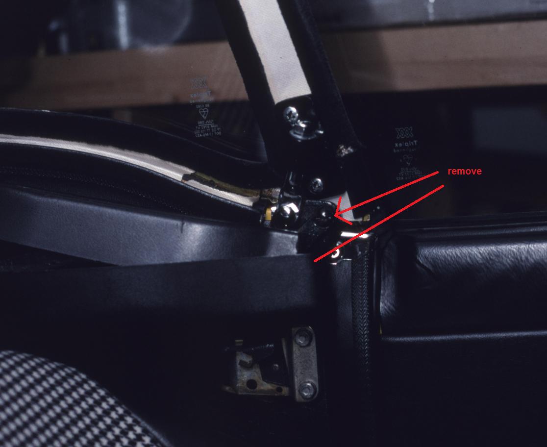 Gps Car Tracker >> Triumph Spitfire | Hardtop Tie-bar Fix