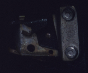 seatbelt clip