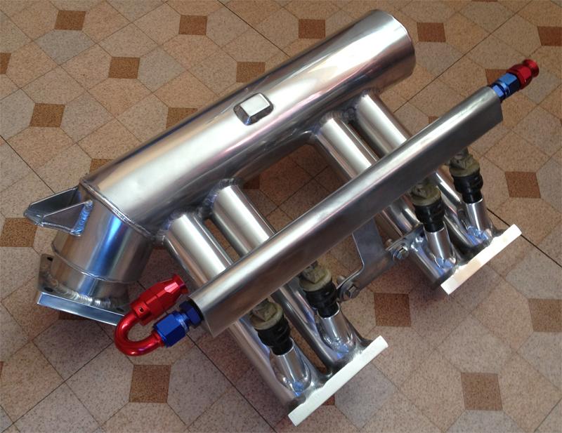spitfire injection manifold
