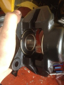 spitfire refurbished brake calipers